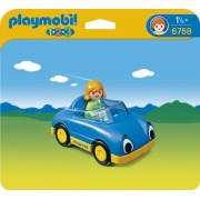 Playmobil 1.2.3 Convertible Car