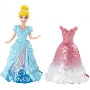 Disney Princess Cinderella Magiclip Doll y Moda