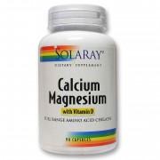Calciu si Magneziu cu Vitamina D - pentru sanatatea sistemului nervos, muscular, imunitar si osteoarticular