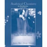 Analytical Chemistry E7 Ssm by Skoog