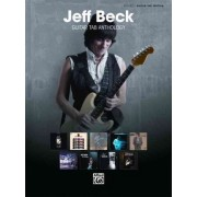 Jeff Beck, Guitar Tab Anthology by Jeff Beck