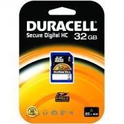 Carte Duracell 32GB SDHC (DU-SD-32Gb-r)