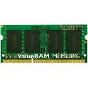 Memorie Laptop Kingston KVR16S11S6 SO-DIMM, DDR3, 1x2GB, 1600MHz, 1.5V