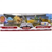 Star Wars Galactic Heroes Exclusive Deluxe Cinema Scene Mini Figure Multi Pack Jabbas Sail Barge