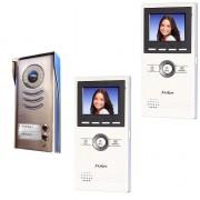 Anykam DT592+2xDT16 Video Türsprechanlage Gegensprechanlage Zweifamilienhaus 2-Draht