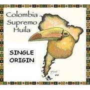 Cafea de origine Columbia Suprema Huila 250g boabe sau macinata