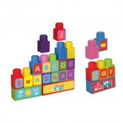 Winfun I-Builder Abc N Tunes Set Multi Color