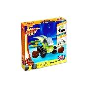 Mega Bloks - Láng és a szuperverdák: Mini játékkészletek - Zeg