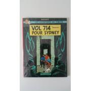 Bd Tintin Vol 714 Pour Sydney Eo B37