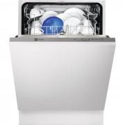 Masina de spalat vase Electrolux ESL5201LO, Complet Incorporabil, 13 Seturi, Clasa A+, Latime 60 cm, 5 Programe, 4 Temperaturi, Panou Comanda Gri