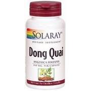 Dong Quai 60 cápsulas de 550 mg de Solaray