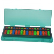 SAE MULTICOLOR 17 ROD ABACUS KIT WITH BOX