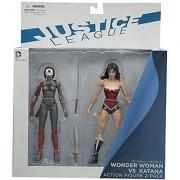 DC Collectibles DC Comics The New 52 Wonder Woman vs. Katana Action Figure 2-Pack