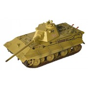 modelcollect as72026 montado Modelo Soviet Army T de 80B MAIN Battle Tank M 1980 Elite Squad, inclusiv Command Shield