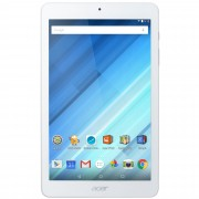 "Tableta Acer Iconia One 8 B1-850-K2FD, 8"", 16GB Flash, 1GB RAM, Android 5.1, White"