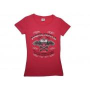 Power System Dámske tričko Heartbreaker ružové