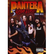 Pantera - 3 Vulgar Videos from Hell (0603497161126) (2 DVD)