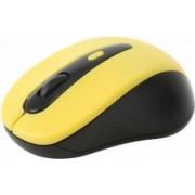 Mouse Wireless Omega OM-416 800-1600dpi Black Yellow