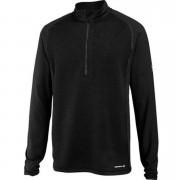 Merrell Men's Alpino Smooth Face Fleece Top - Black - XL