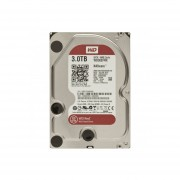 Disco Duro Interno Western Digital Red 3.5, WD30EFRX, 3TB, SATA