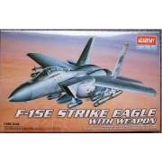 Academy 02117 1:48 F-15e Strike Eagle F15 Plastic Kit
