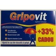 Zdrovit Gripovit 33% cadou (pachet promotional)