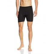 Baleaf Coolmax Sous-vêtement boxer 3D rembourré spécial cyclisme pour homme noir Noir x-large