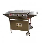 Chef Nitro Mobile 3-burners