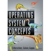 Operating System Concepts by Abraham Silberschatz
