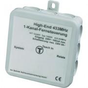 Távkapcsolós rendszer 1 csatornás vevő, IVT (617589)