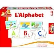 Educa - Jeu Éducatif - L'alphabet