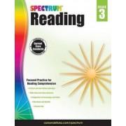 Spectrum Reading Workbook, Grade 3 by Spectrum