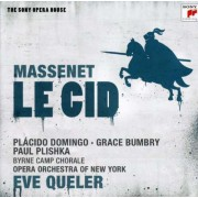 Eve Queler - Massenet: Le Cid (0886974549420) (2 CD)