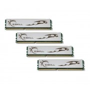 G.Skill ECO Series 8 Go (kit 4x 2 Go) DDR3-SDRAM PC3-12800 - F3-12800CL9Q-8GBECO (garantie 10 ans par G.Skill) (F3-12800CL9Q-8GBECO)