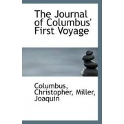 The Journal of Columbus' First Voyage by Columbus Christopher
