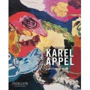 A Gesture of Color by Karel Appel