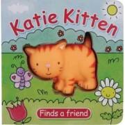 Katie Kitten Finds a Friend by Sarah Fabiny