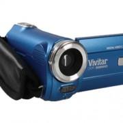 Caméscope Vivitar DVR-508NHD - Bleu