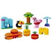 LEGO® DUPLO® My First LEGO® DUPLO® Cutia constructorului creativ - L10853