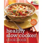 Healthy Slow Cooker Cookbook by American Heart Association