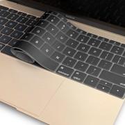 Enkay Keyboard Protector Cover for Apple MacBook (12-inch) - Black