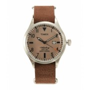 Timex TW2P64600 Silver-Tone Brown Watch 6