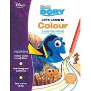 Disney Learning Finding Dory: Let's Learn to Colour
