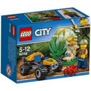 LEGO 60156 LEGO City Djungel Buggy
