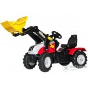 Tractor cu pedale și cupă Rolly FarmTrac Steyr CVT 6230