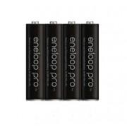 Baterías Panasonic Eneloop Pro BK-4HCDE 930mAh pack 4xAAA Baja autodescarga