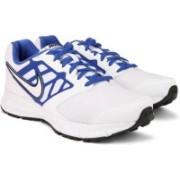Nike DOWNSHIFTER 6 MSL Running Shoes(White, Black)