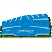 Memorie Crucial Ballistix Sport XT 16GB (2x8GB) DDR3, 1866MHz, PC3-14900, CL10, 1.5V, XMP, Dual Channel Kit, BLS2C8G3D18ADS3CEU