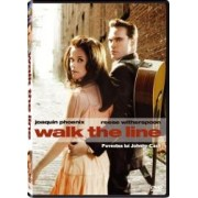 WALK THE LINE DVD 2005