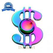 ISHmart-147 Fidget Aluminum Hand Spinner Focus Ultimate Spin EDC Bearing Stress Toys